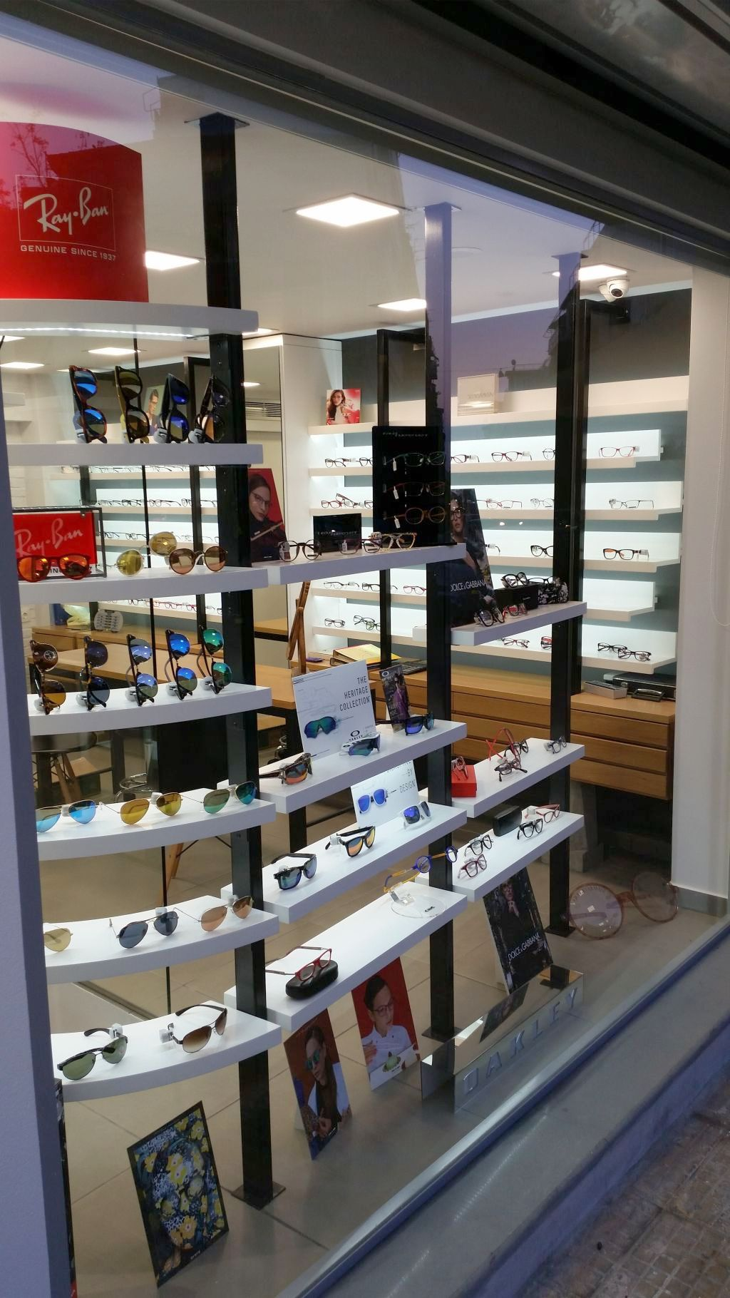 EYES OPTIC SHOP ΚΟΥΚΑΚΙ