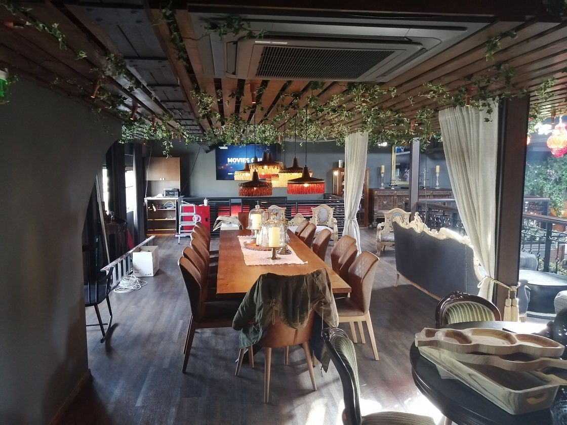 ALL DAY BAR  «12 THE ATHENIAN EXPERIENCE»